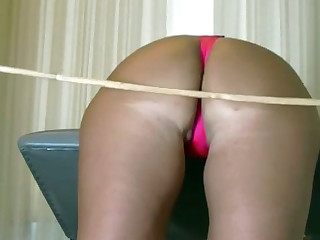 This couple is practicing flogging very often, sometimes without even waiting for the healing of wounds. Therefore, scars on the body of this submissive is a common occurrence.
