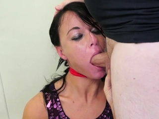 Cross bondage Talent Ho