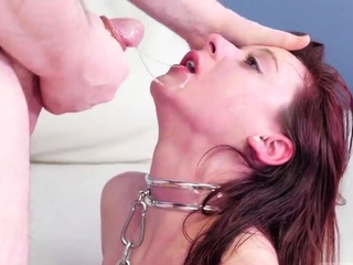 Bdsm anal xxx Previously, we blindfolded and ball-gagged