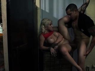 Master slave girl and petite brutal punish Cristi Ann may