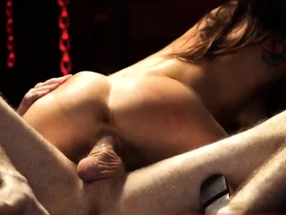 Cat slave in cage and seduction bondage Excited youthfull