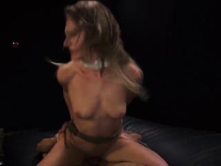 Kink anal gangbang bondage first time Now she's stranded