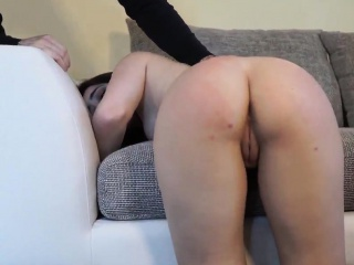 Teen anal cock and  riding The tough hump nastiness starts
