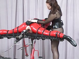 BDSM Fucking machine.