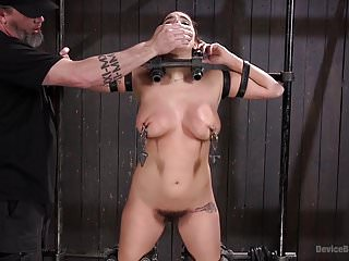Big Tit Squirter BDSM