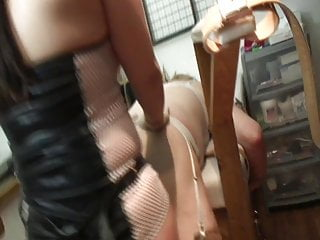 Use my sissy hole, Mistress! Fuck my ass!