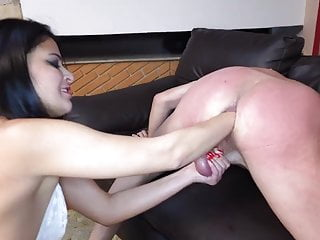 Rammed By Her Fist