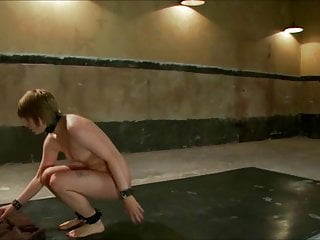 young slave thought to fuck 1 of 3
