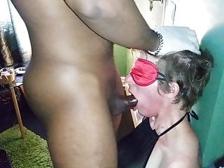 Face fuck for the slave