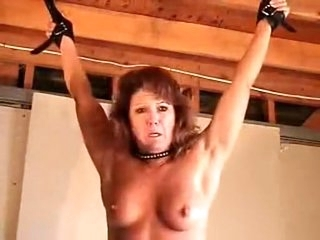 Amazing homemade BDSM, Blowjob xxx video