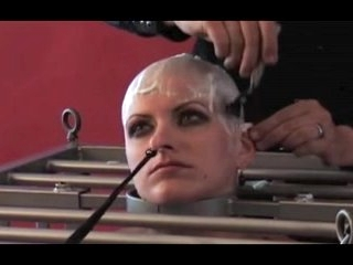 A Bald Girl Deserve Punishments OtO.